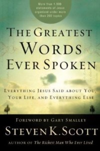 The Greatest Words Ever Spoken (Book)