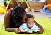 reading with child 1