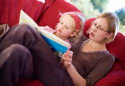 reading with child 2