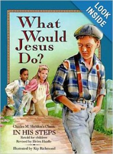 what would jesus do cover